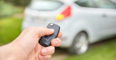sistema de alarme automotivo