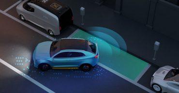como funciona um sensor de estacionamento