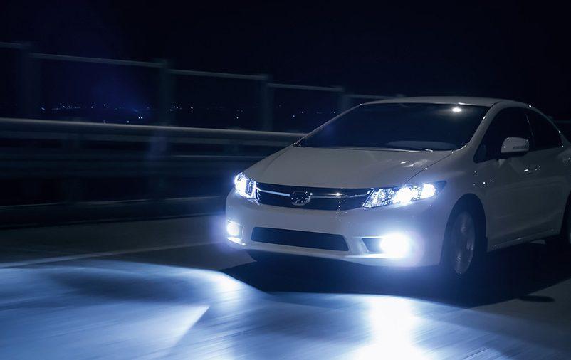 lâmpada automotiva